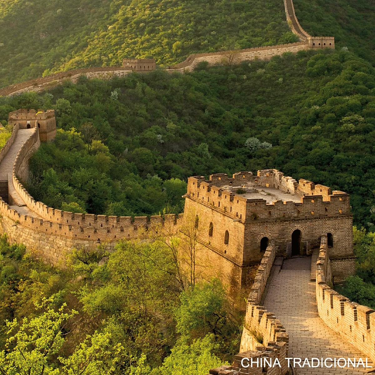 Circuitos Terrestres China Tradicional – 12 días