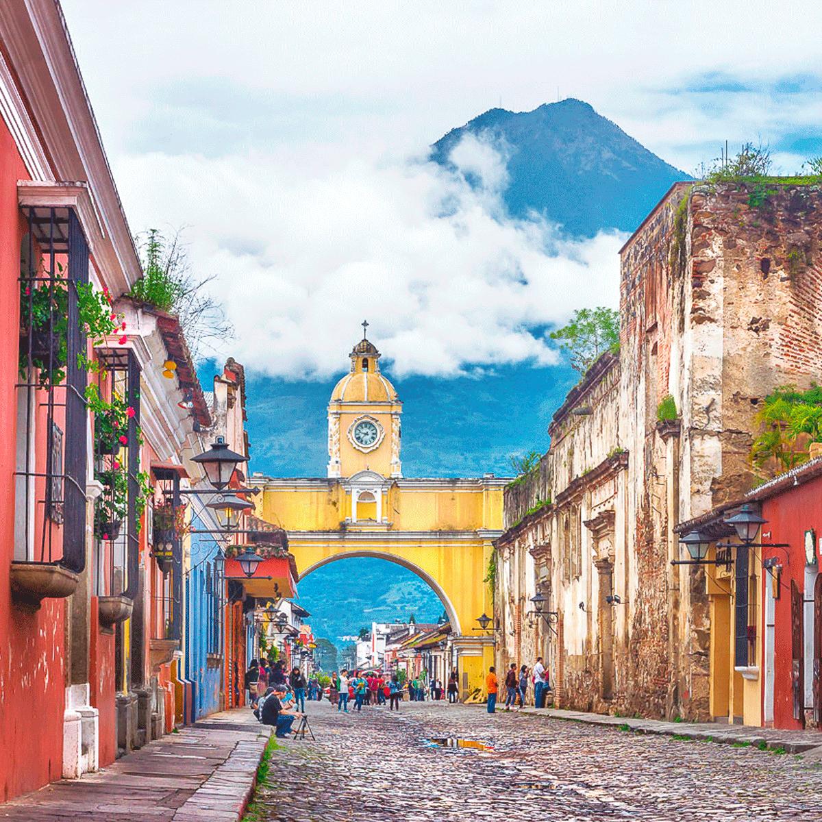 Fin de año en Guatemala
