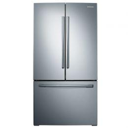 Refrigerador Samsung French Door 26 Pies Silver Sears