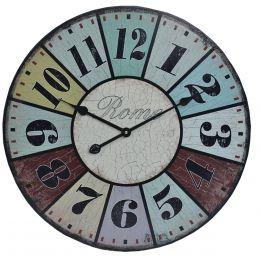 Reloj de pared deco roma 60 cm lzq 008 sears com mx me for Reloj de pared vintage 60cm