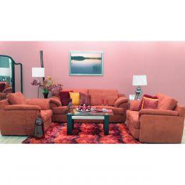 Metcalf Auto Plaza >> LOVE SEAT VIVIAN SUEDE PERSIMON METCALF HARVES | SEARS.COM ...