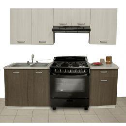 Cocina Modular | Cocina Modular Brendola Ferreti 2 40mts Sears Com Mx Me Entiende