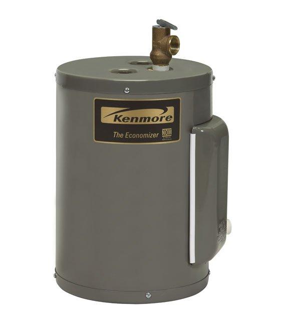 Calentador de agua electrico kenmore 9 litros 127 volts - Calentador electrico precio ...