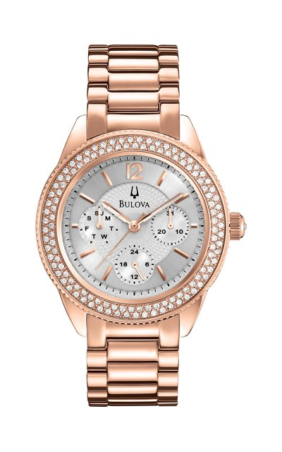 Reloj Dama Bulova 97n101 Sears Com Mx Me Entiende