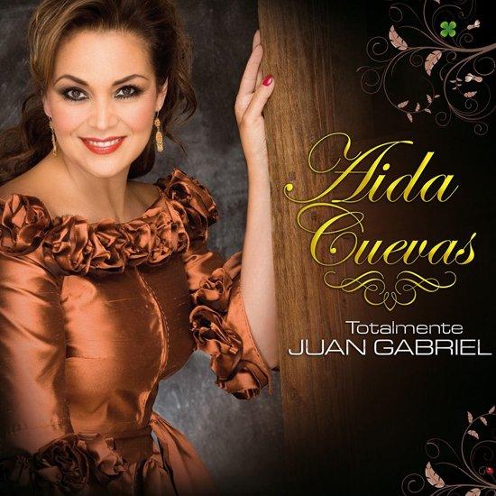 cd Aida cuevas Totalmente Juan gabriel 1797909