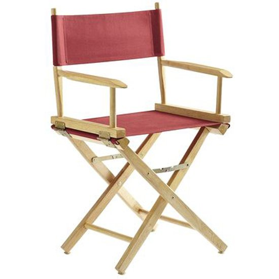 Silla de director natural pier 1 imports sears com mx for Silla de director