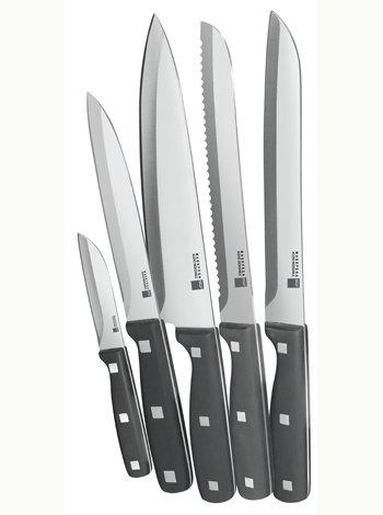 Juego de cuchillos de acero inox blade magefesa sears com mx me entiende - Juego de cuchillos de cocina ...