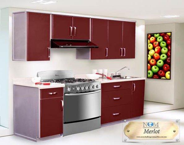 Cocina merlot mts sears com mx me entiende for Muebles de cocina vibbo