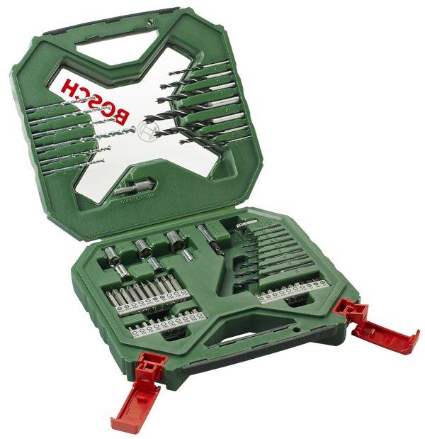 Set bosch 60 piezas accesorios para taladro sears com - Accesorios para taladro ...