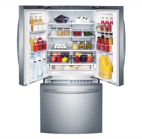 Como funciona el refrigerador samsung