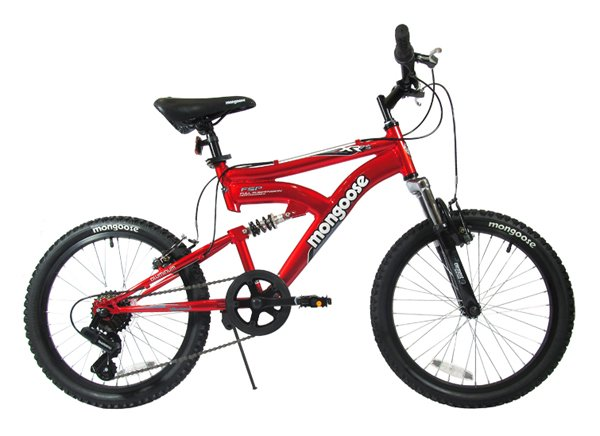 Bicicleta Mongoose Xr 75 R 20 Pictures
