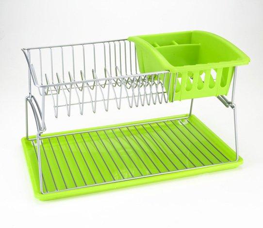 Escurridor p trastes verde kiwi metaltex sears com mx for Trastes de cocina