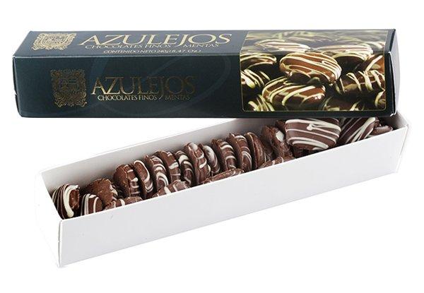 Caja de chocolate azul mentitas sears com mx me entiende for Chocolates azulejos sanborns precio