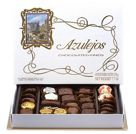 Caja de chocolate tradicion chica sears com mx me for Chocolates azulejos sanborns precio