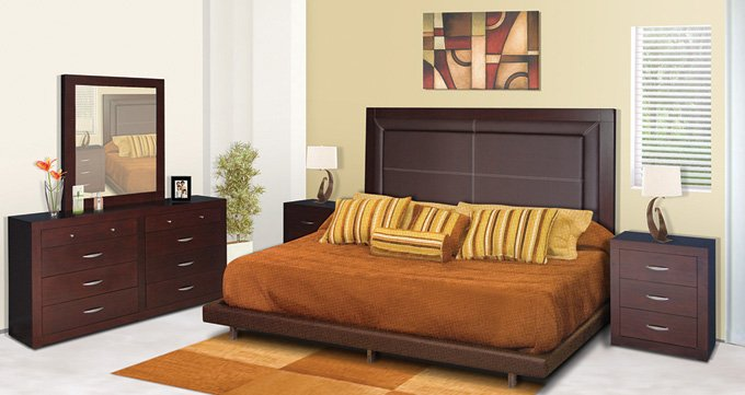 Cabecera king size florencia tabaco sears com mx me for Muebles seres