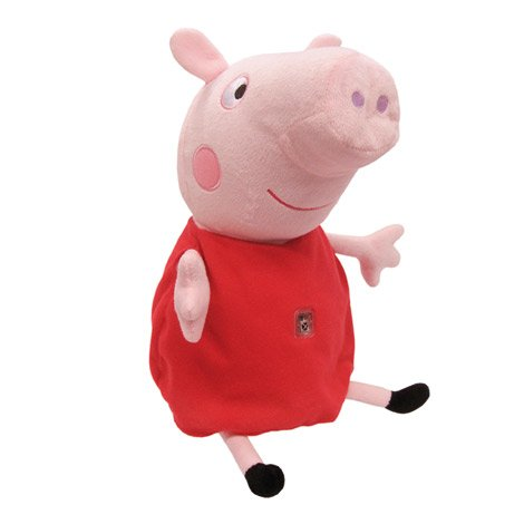 peluche interactivo con tablet peppa pig sears com mx. Black Bedroom Furniture Sets. Home Design Ideas