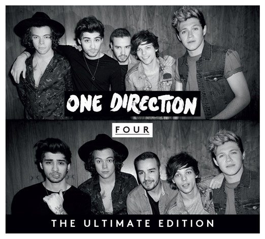ONE DIRECTION - FOUR (THE ULTIMATE EDITION) (DELUXE ...