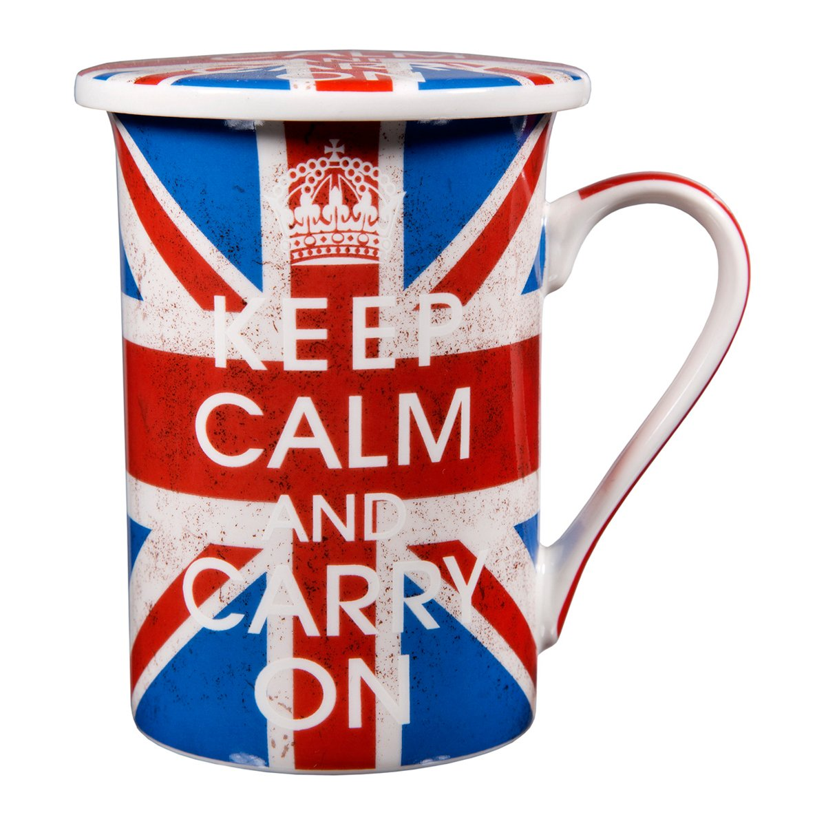Taza con tapa londres keep calm sears com mx me entiende for Taza con tapa