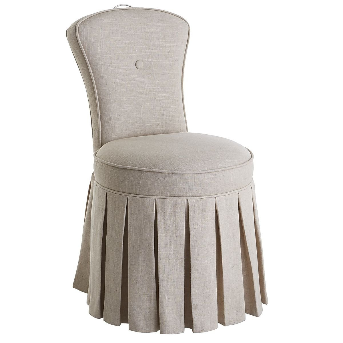 Silla Para Tocador Reese Skirted Pier 1 Imports Sears