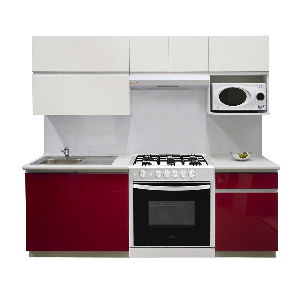 Cocina modular brendola ferreti sears com mx for Cocinas de 2 metros