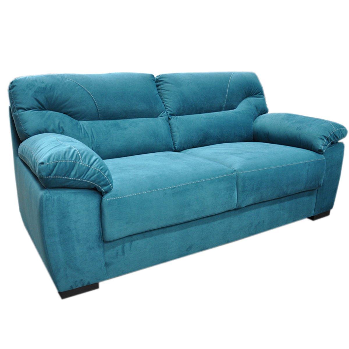 Sof cartagena tapizado tela aqua sears com mx me entiende - Tela tapizado sofa ...