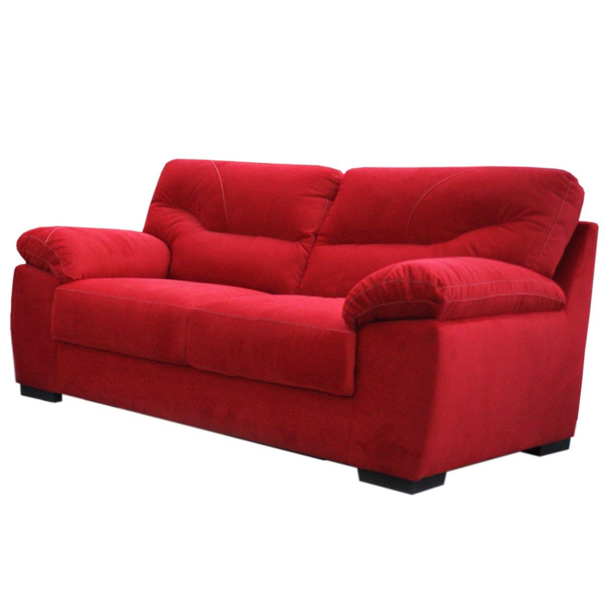 Sof cartagena tapizado tela rojo sears com mx me entiende - Tela tapizado sofa ...