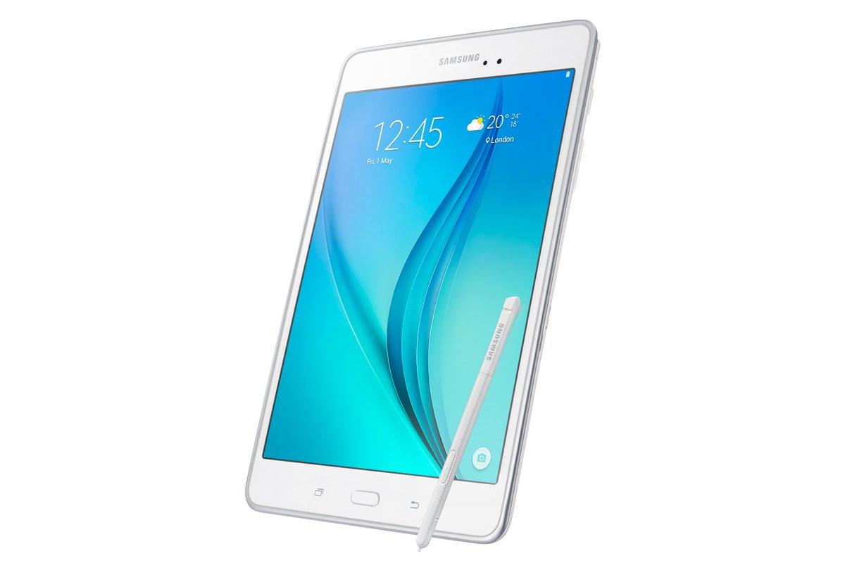 Tablet Samsung Galaxy Tab A Con S Pen 80 Blanca