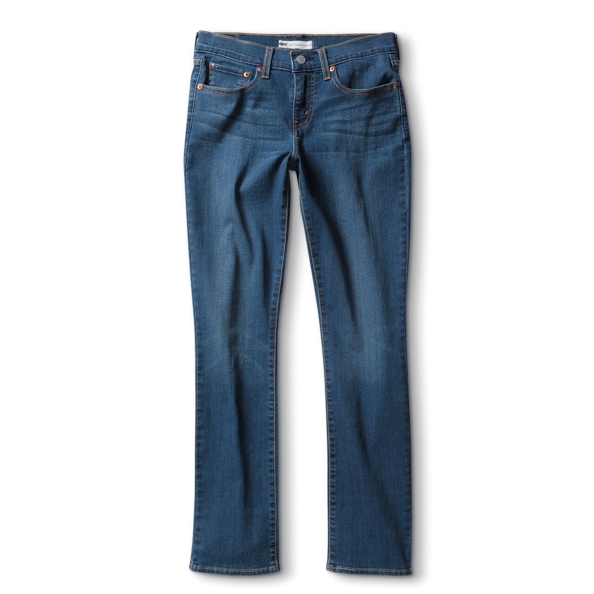 Jeans Levi's Misses, Corte Recto