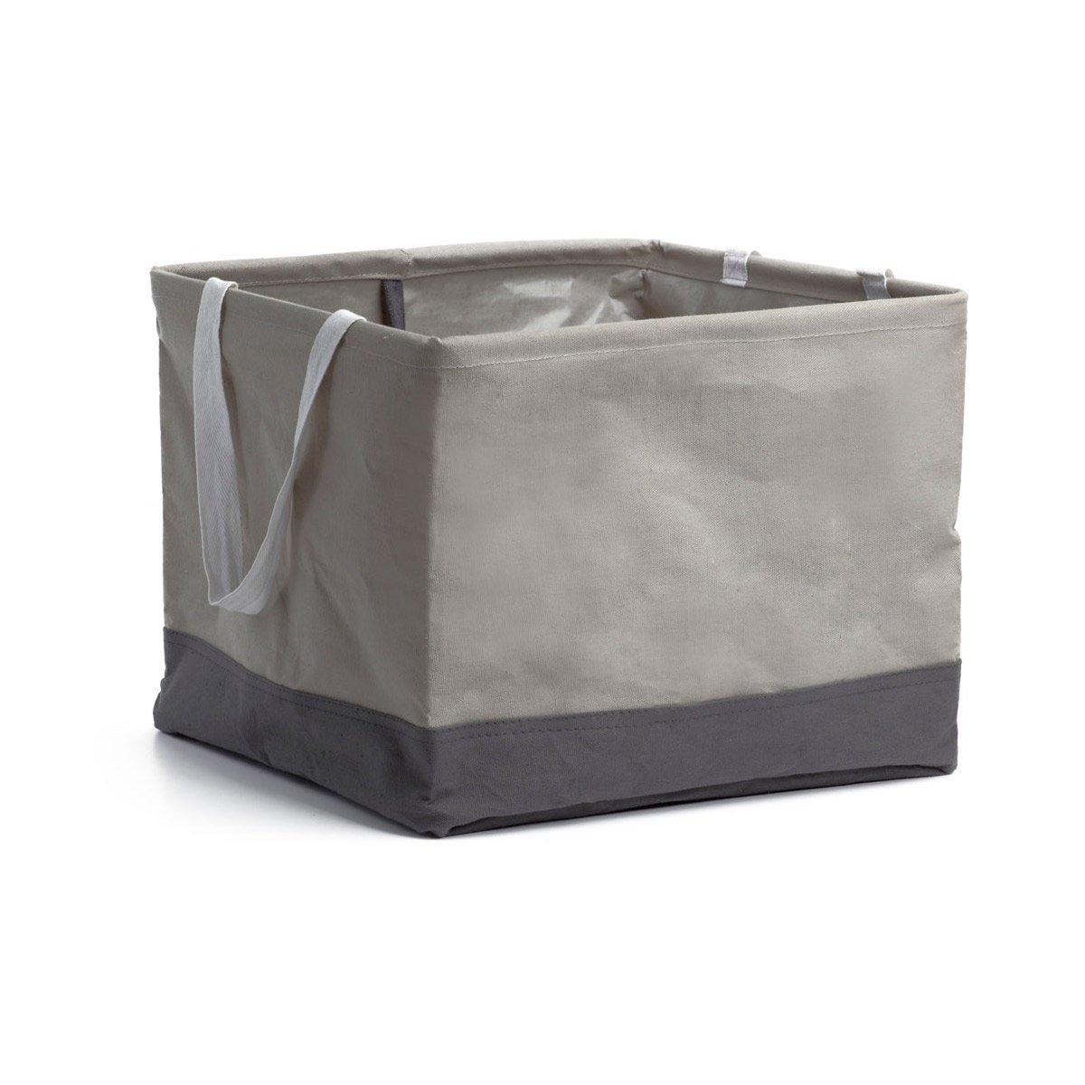 Accesorios De Baño Umbra:Bote crunch grande gris
