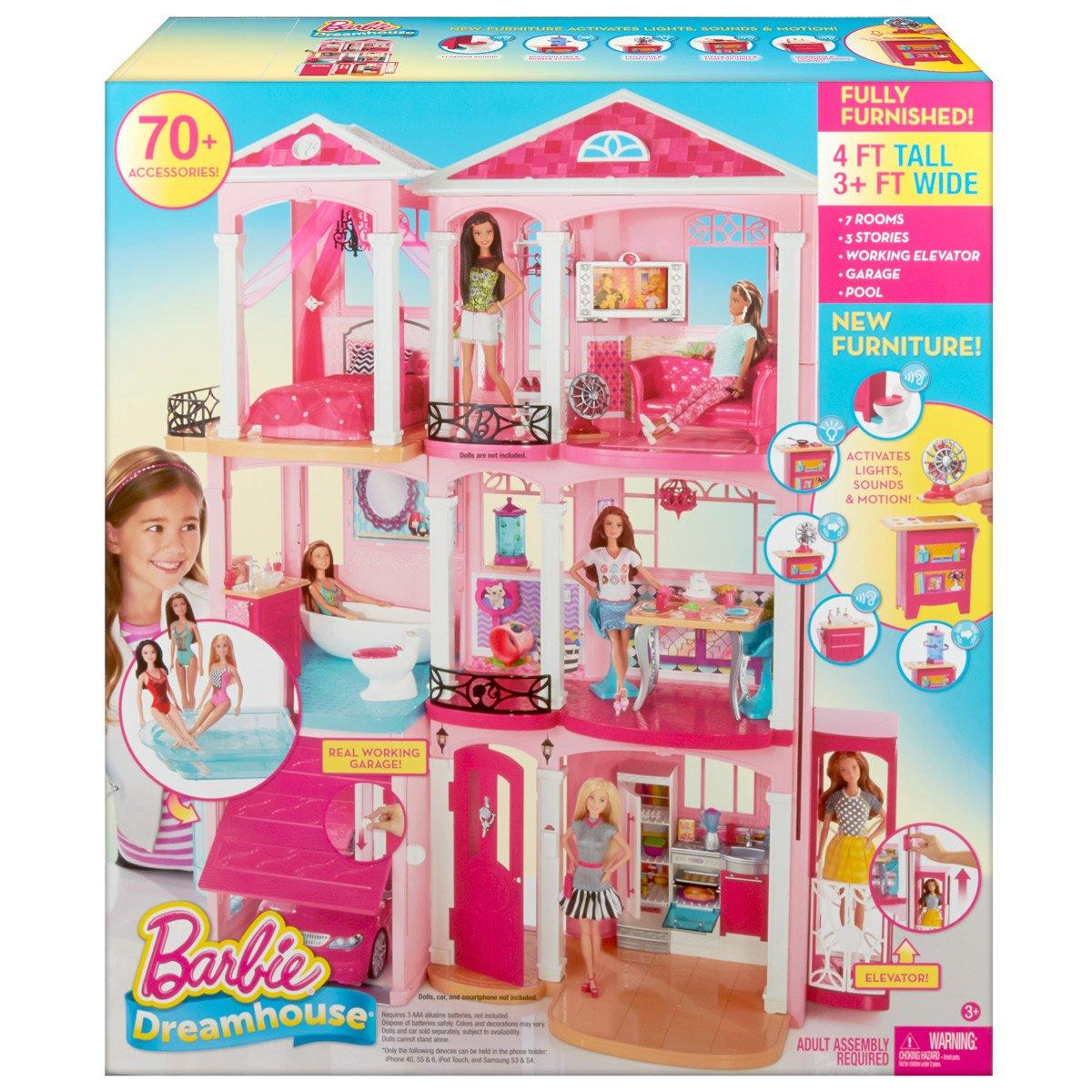 Barbie casa de los sue os sears com mx me entiende - Arreglar la casa de barbie ...