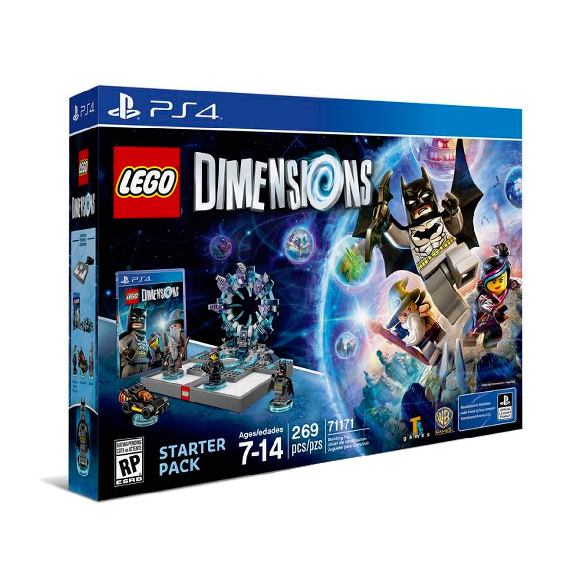 Ps4 Lego Dimensions Starter Pack