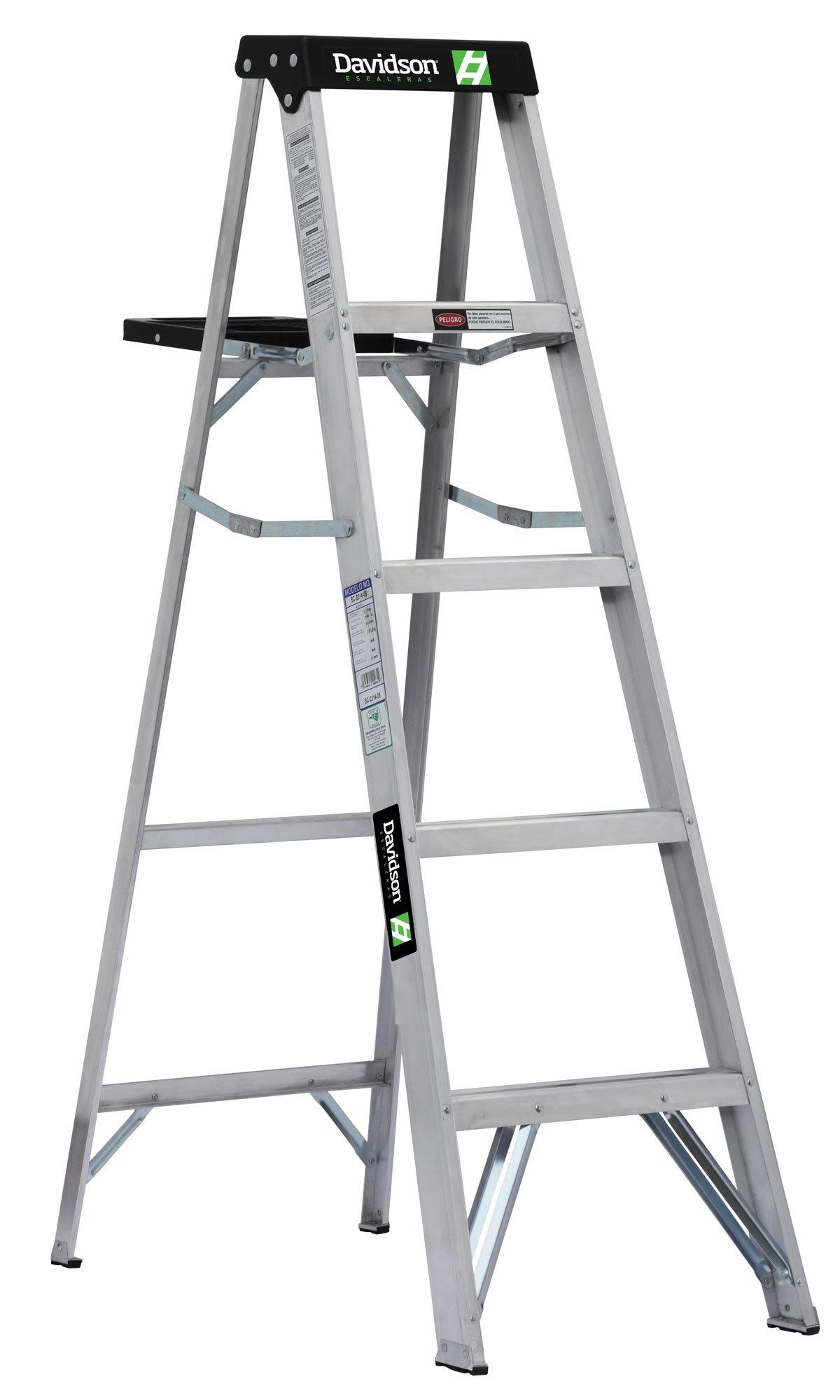 Escalera de tijera con 4 escalones sears com mx me for Escaleras tijera