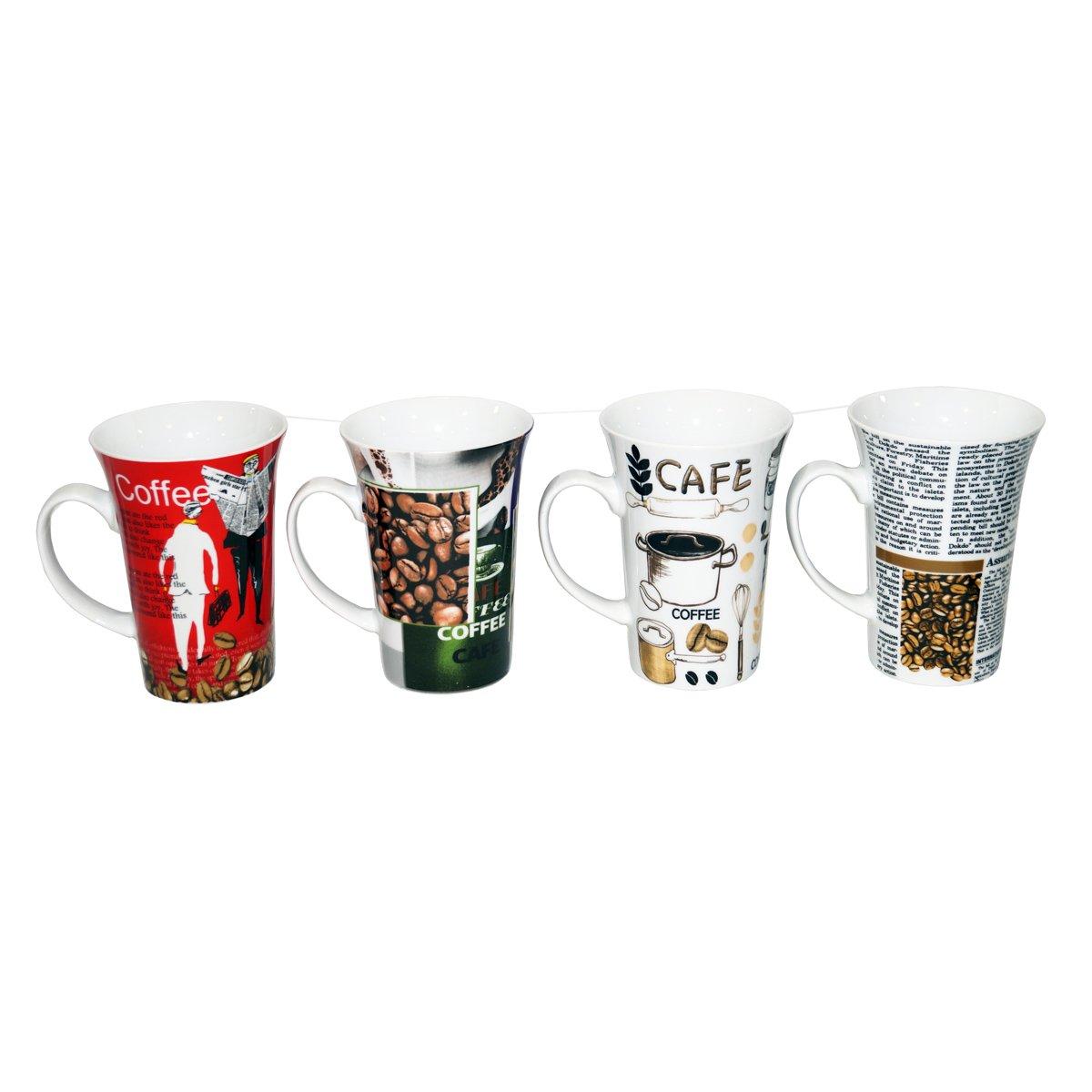 Juego 4 tazas de porcelana 2415 1355 sears com mx me for Tazas de porcelana
