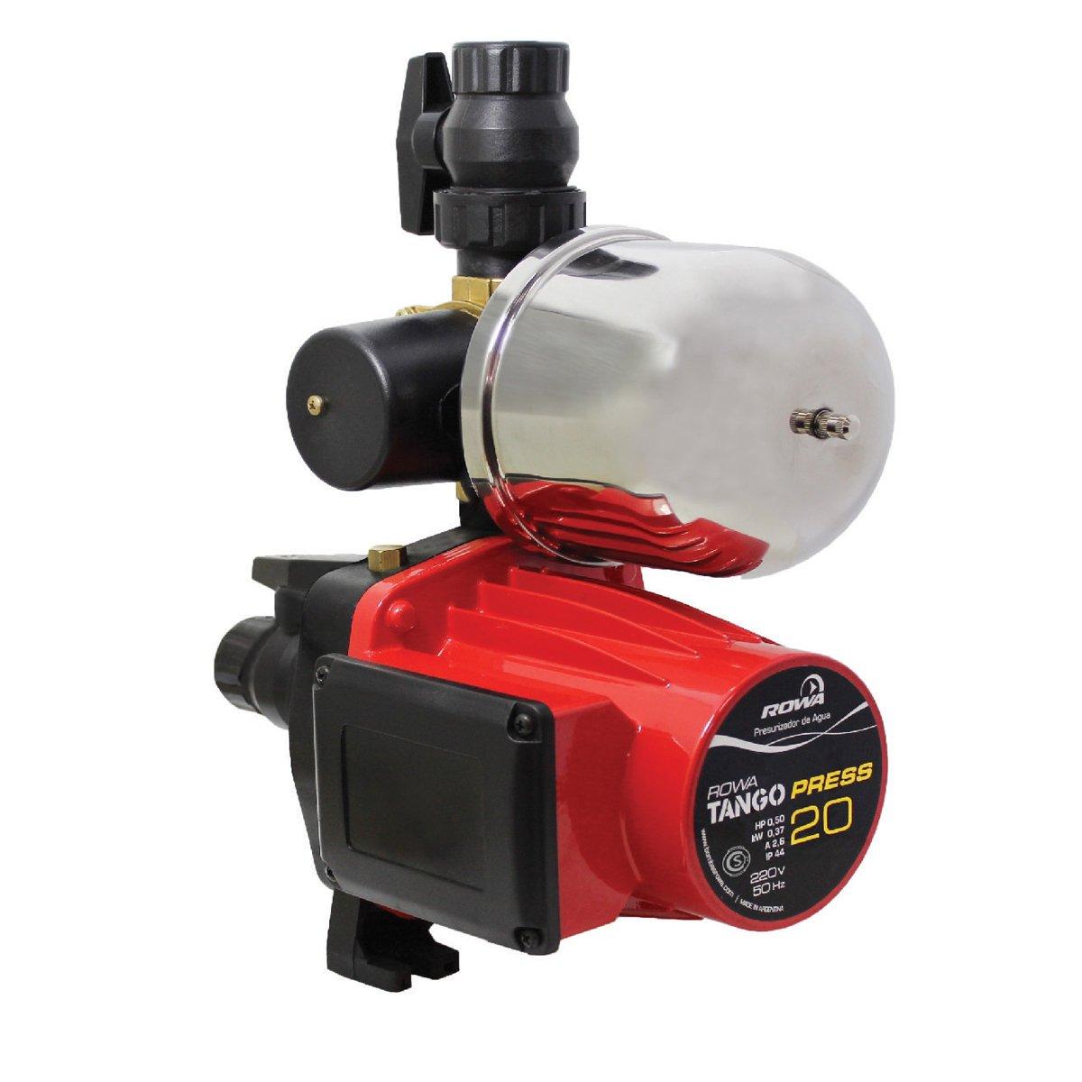 Presurizador de agua silencioso para instalacion d sears for Costo hidroneumatico