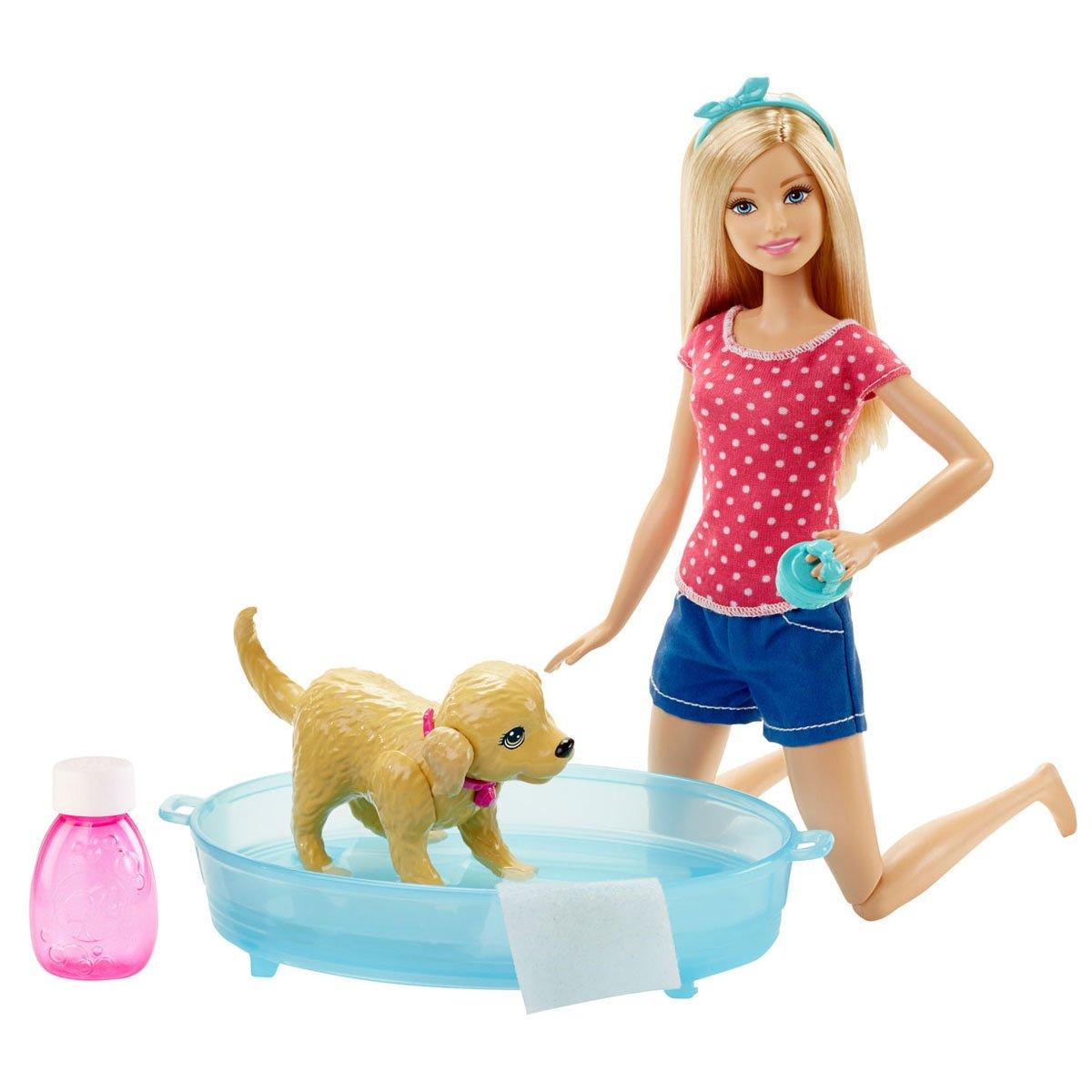 Barbie ba o de perritos sears com mx me entiende for Piscina bebe con parasol