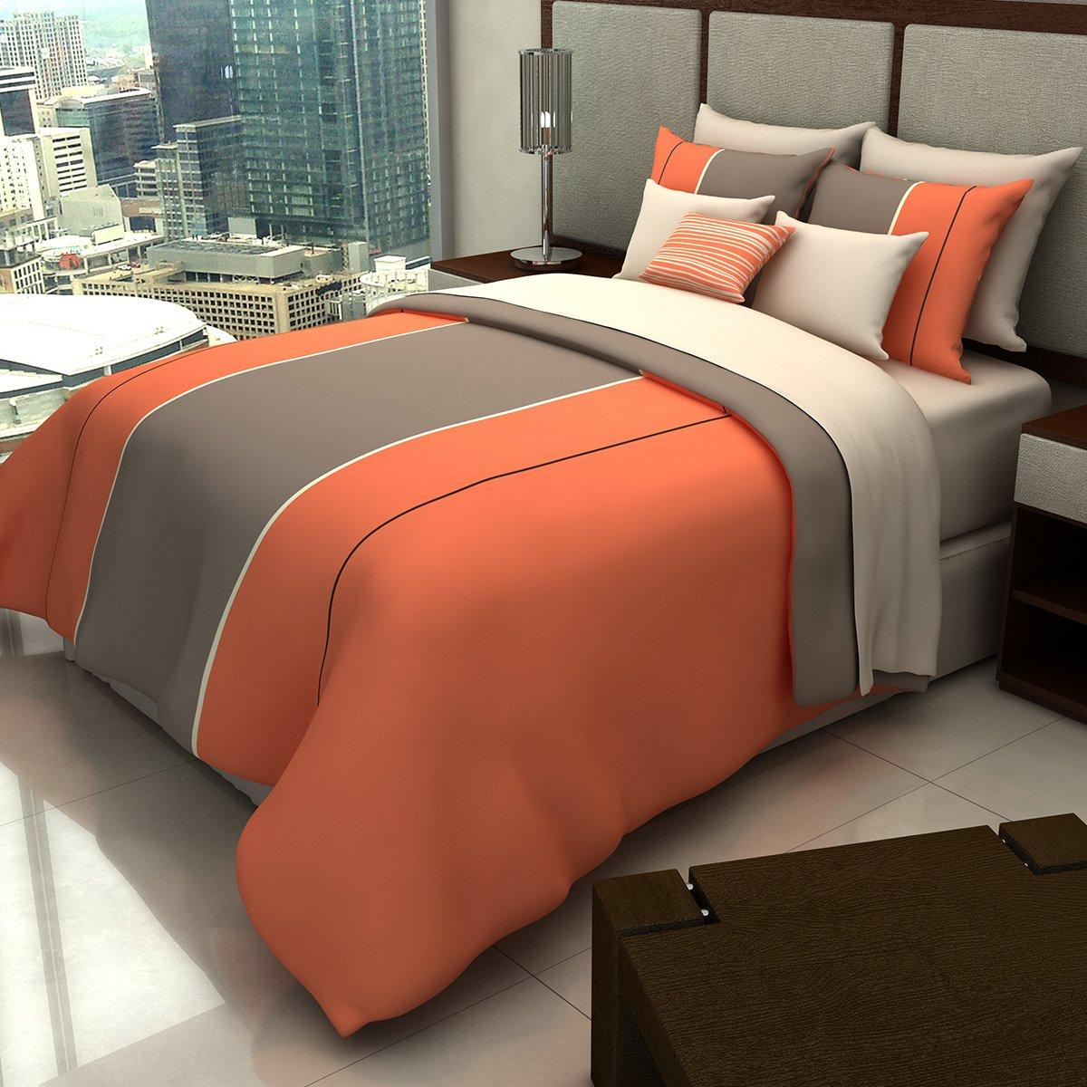 Paquete de cama matrimonial queen size pek n sears com for Imagenes de cama queen size