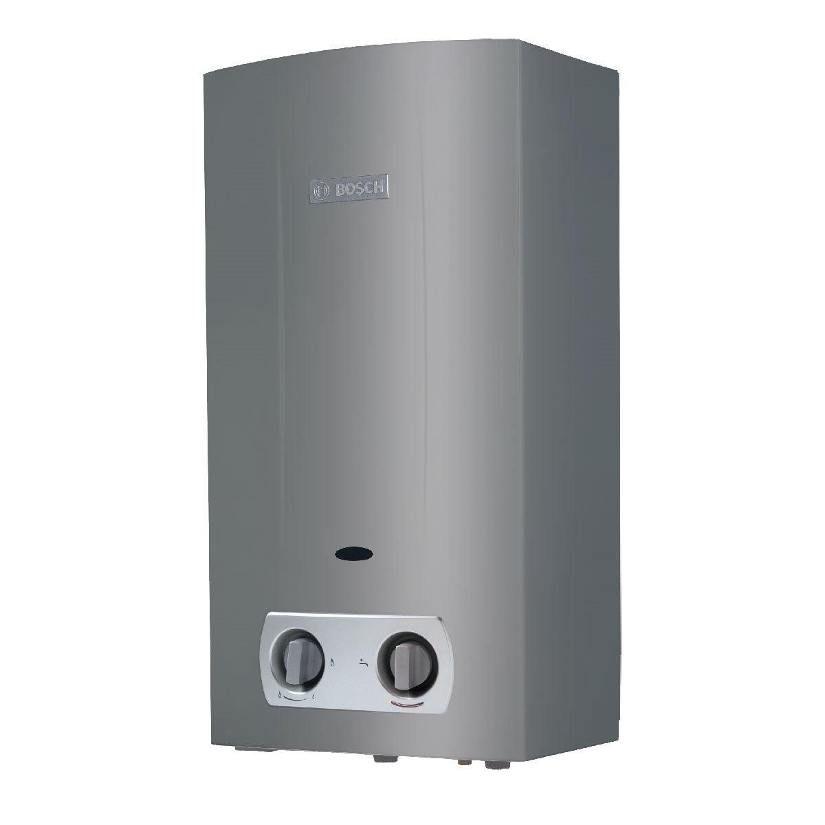 Calentador Bosch Confort Sii 13 Nat Clasica Silver