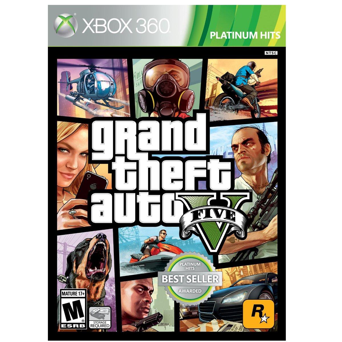 Grand Theft Auto V 360