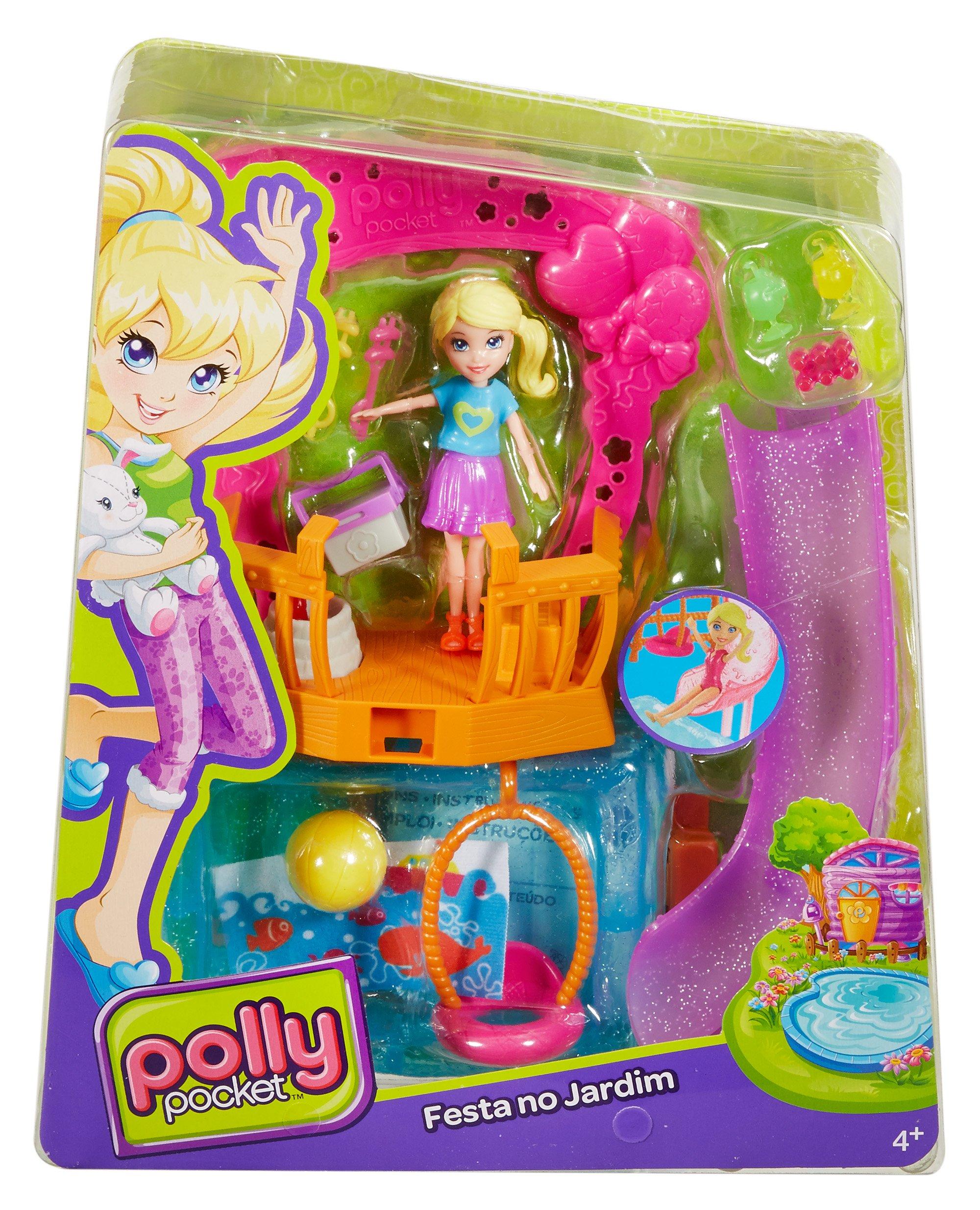 Polly pocket piscina club for Piscine polly pocket