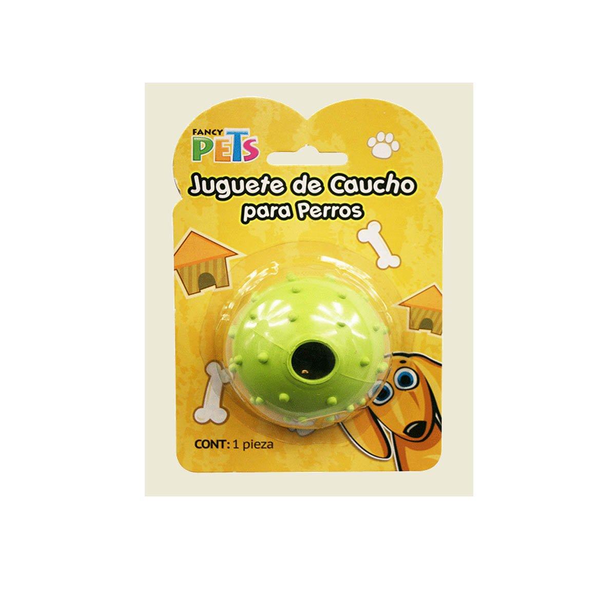 Juguete p perro bola cascabel 6 5 cm acuario lomas sears for Bola juguete
