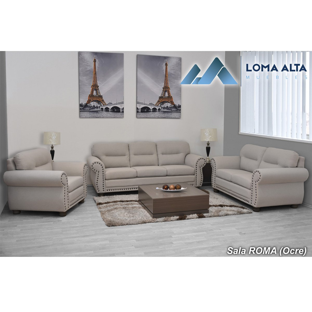 Sof roma persia crema sears com mx me entiende for Muebles de sala sears