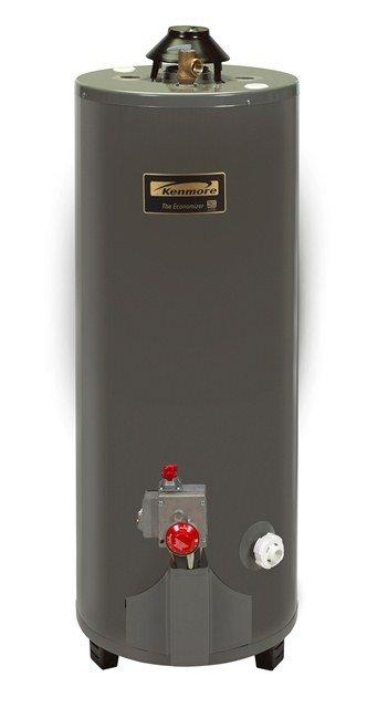 Calentador de agua kenmore 76 litros gas natural sears - Precio calentador gas natural ...