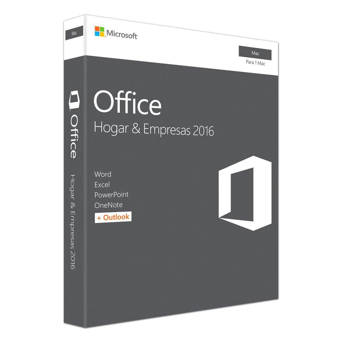 Office 2016 Mac H&business Microsoft 6440Iih