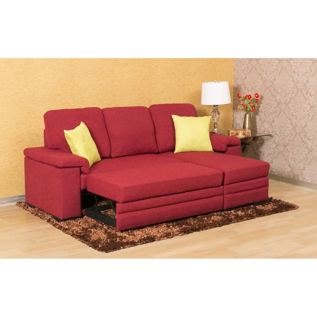 Sof cama mira rojo sears com mx me entiende - Sofa cama original ...
