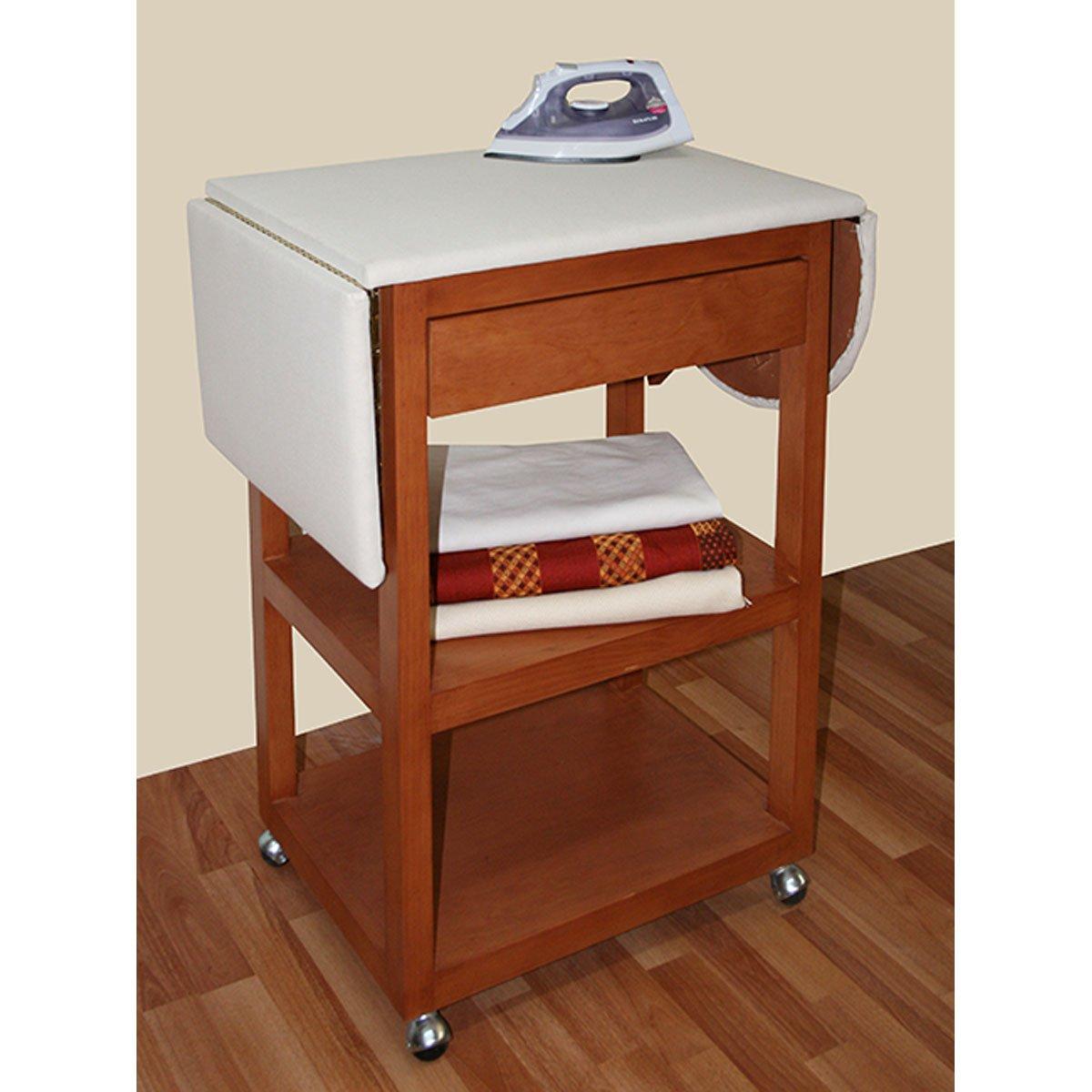 Tabla de planchar con mueble incorporado cheap coge la - Tabla planchar leroy merlin ...