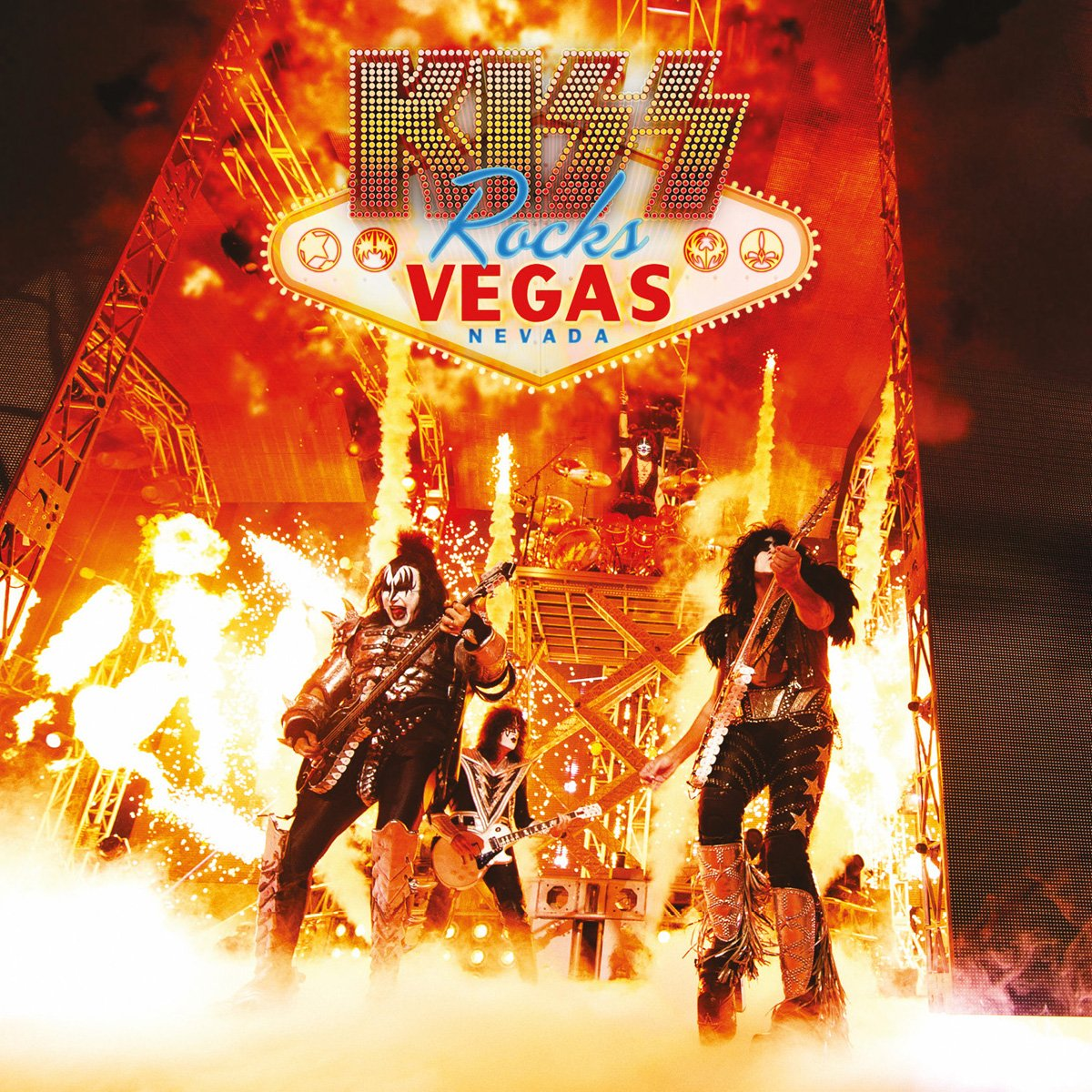 Universal Auto Plaza >> KISS ROCKS VEGAS LIVE AT THE HARD ROCK HOTEL, LAS VEGAS ...