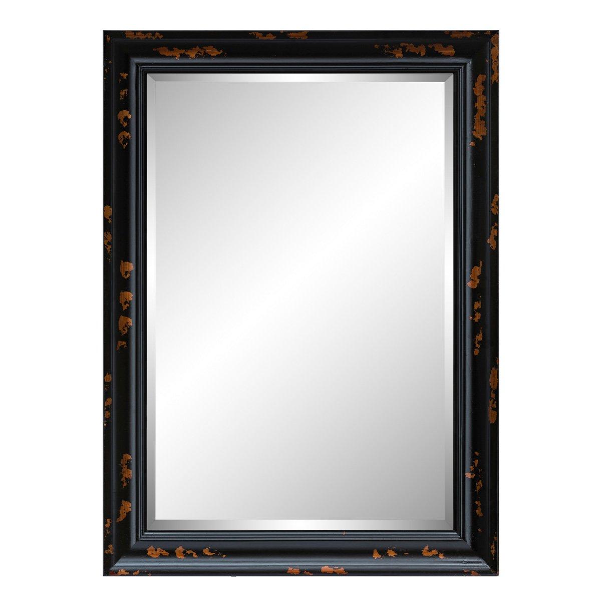 Espejo home nature marco negro sears com mx me entiende - Espejo marco negro ...
