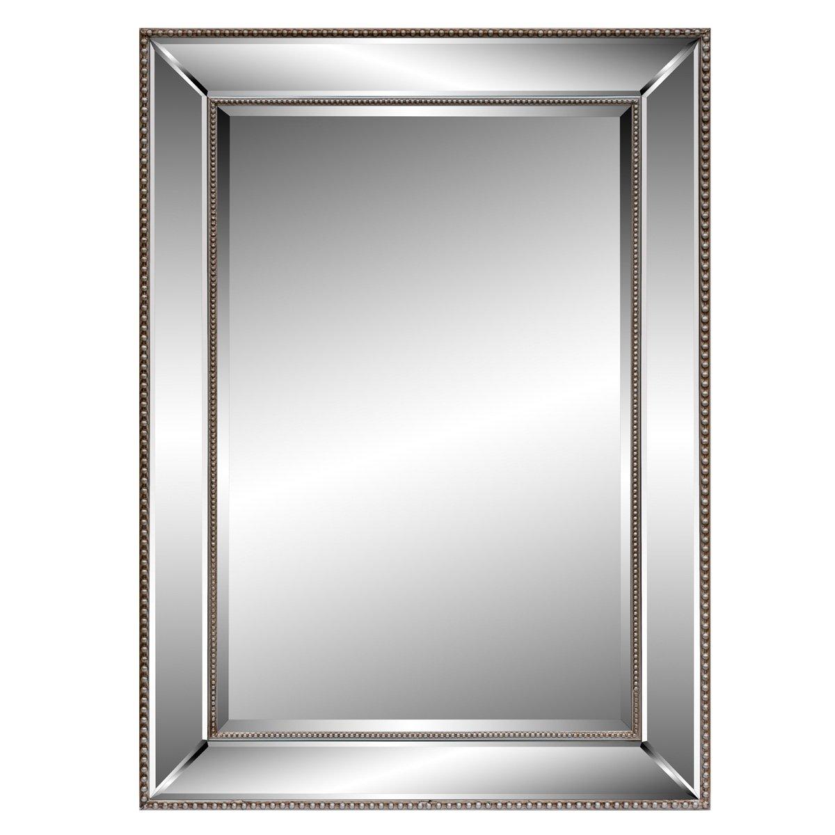 Espejo home nature marco plateado sears com mx me - Espejos marco plateado ...
