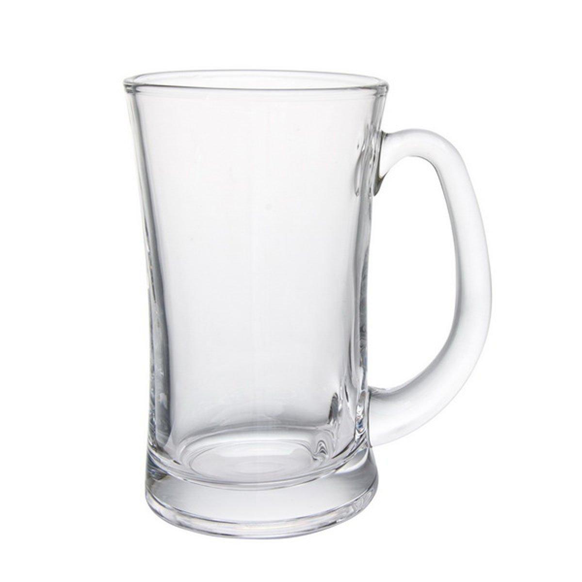 Set de 2 tarros cervecero de vidrio transparente sears - Vidrio plastico transparente precio ...