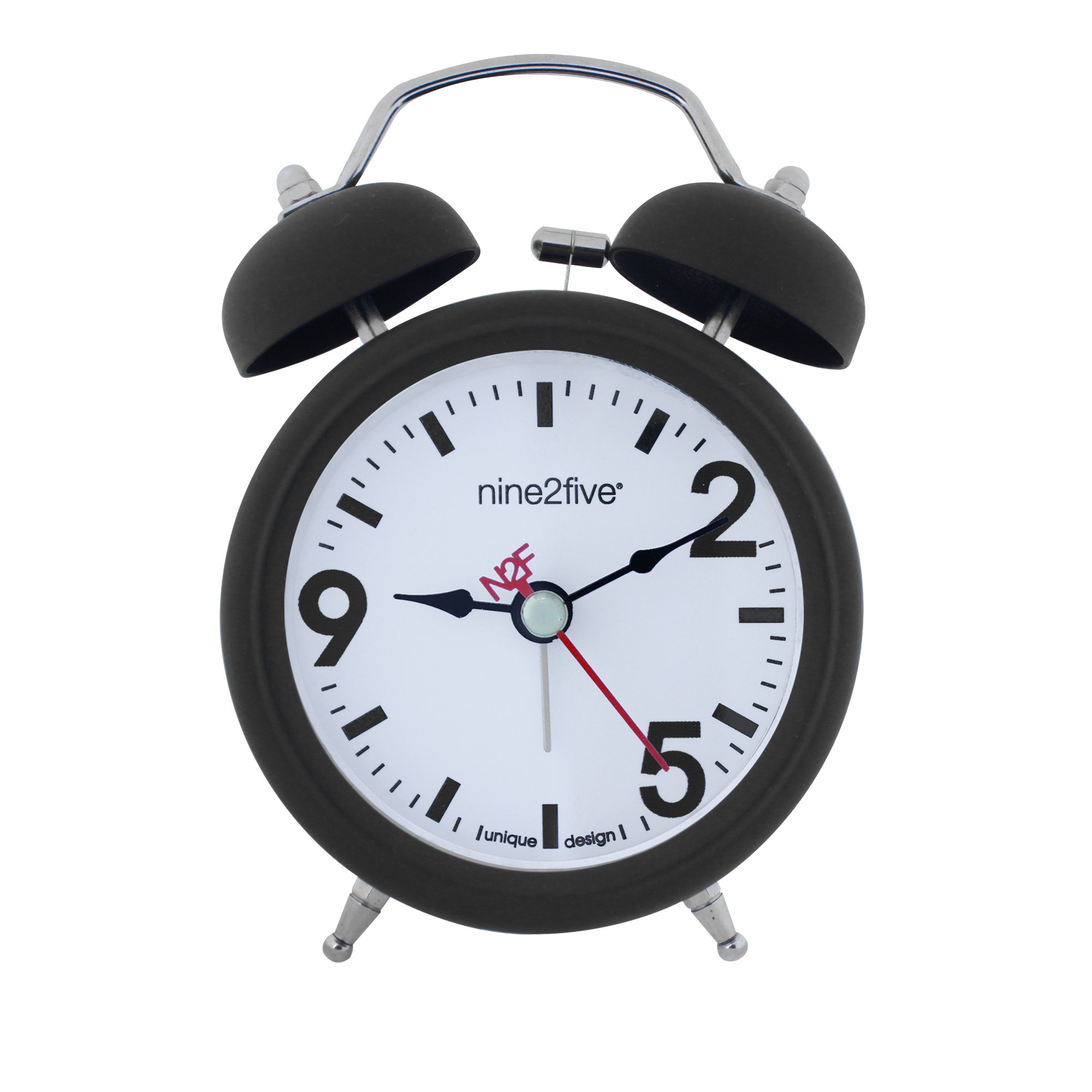 Reloj Despertador Nine To Five Clocks Dbll01Ng